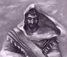 A Painting of Messiah Yeshua - By MessianicArt.com